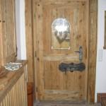 Haustüre Altholz